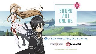 Sword Art Online - Official Trailer