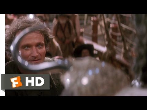 Hook (5/8) Movie CLIP - Peter Confronts Hook (1991) HD