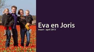 Eva en Joris film 18 (maart-april 2013)