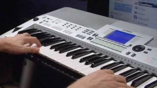 YAMAHA PSR-S550 Tips (Russian)