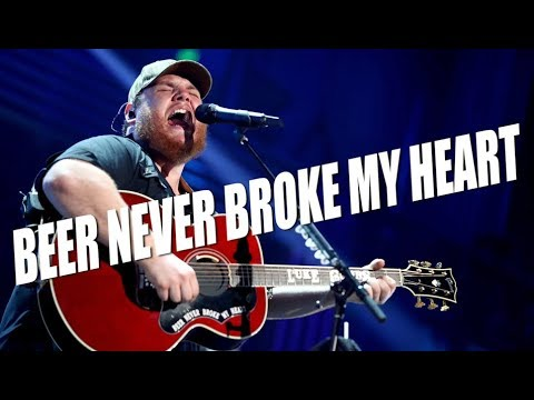 Luke Combs' 'Beer Never Broke My Heart' Lyrics Are Personal