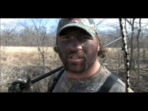 lineman jared allen spears jared allen hunting