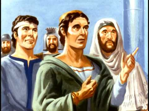 Shadrach, Meshack & Abednego - Moody Bible Story video