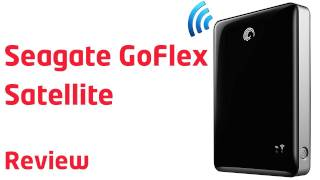 Seagate GoFlex Satellite Review