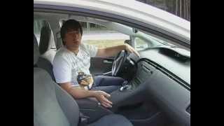 """Тест-Драйв Toyota Prius в программе """"К-Авто"""""""
