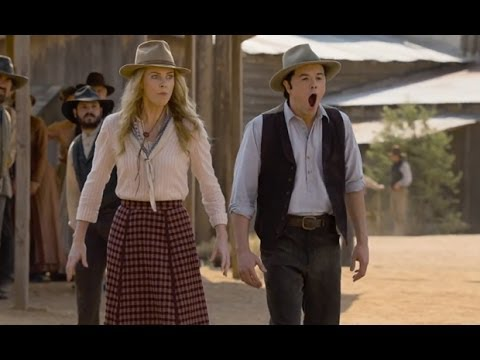 A Million Ways to Die in the West (Starring Seth MacFarlane) Movie Review