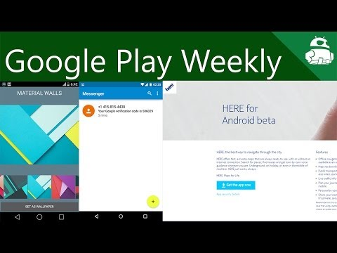Google apps everywhere, Material Design everywhere, Nokia did stuff too! – Google Play Weekly