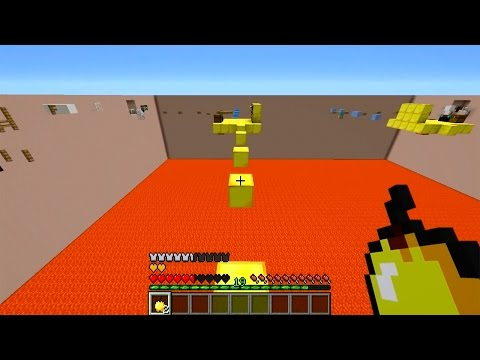 Minecraft:Прохождение карты Кто владеет Майнкрафтом? №1