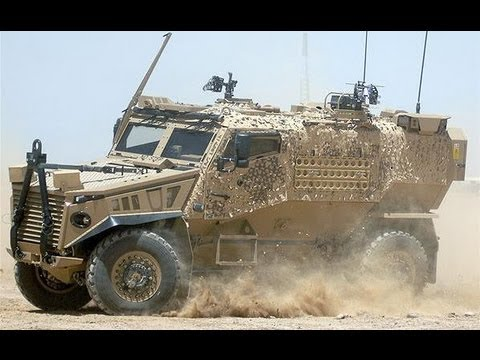 Auto Report - Foxhound Armoured Vehicle