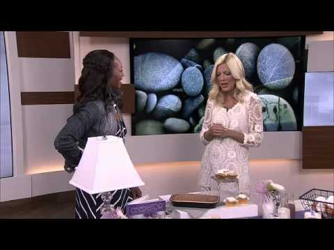 Party planning tips from Tori Spelling