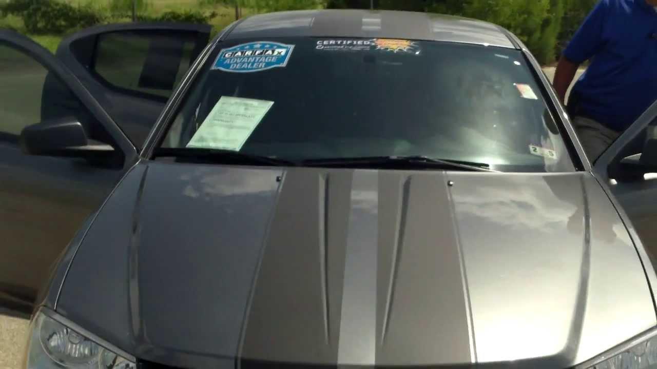 2013 Dodge Avenger Mac Haik Georgetown Gray w/black ...