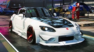 Honda S2000 Drift Build - Need for Speed: Heat Part 24