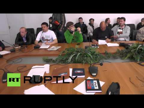 Ukraine: In multinational Donetsk, all are equal - Pushilin