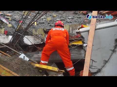 Katastrofa Budowlana W Bielsku-Białej - 17.07.2018