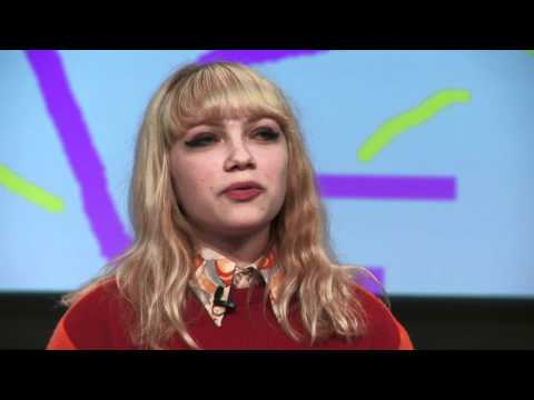 Still figuring it out: Tavi Gevinson at TEDxTeen
