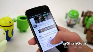 Galaxy Nexus and Android ICS review