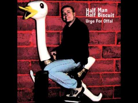 Half Man Half Biscuit - Westward Ho Massive Letdown