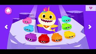 BABY SHARK EDUCATIONAL APP FOR KIDS | SING, PLAY, PAINT.