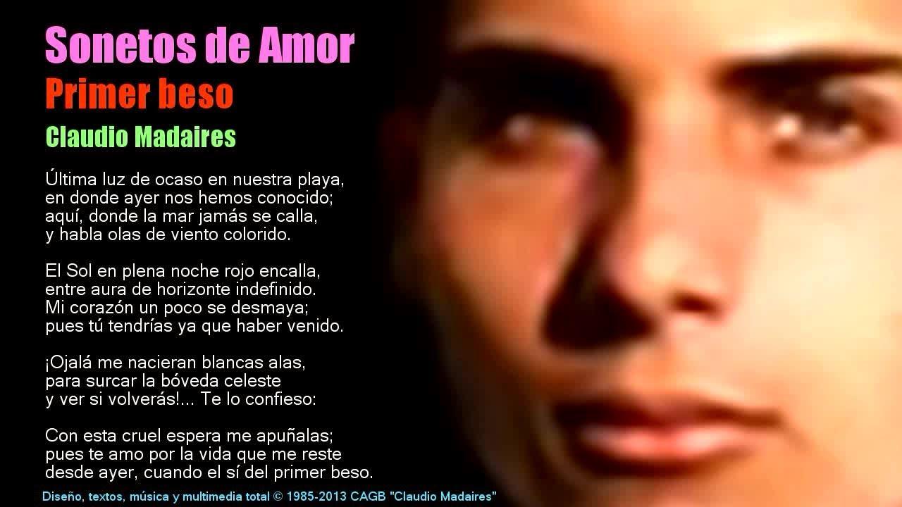 Nuestro Primer Beso Poema Primer Beso Poema de Amor