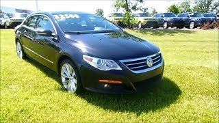 2012 Volkswagen CC Luxury Limited 2.0T Start Up and Full Tour