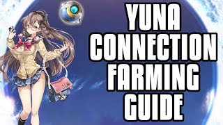 【Epic Seven】Yuna Connection Farming Guide! How To Get The Student President!