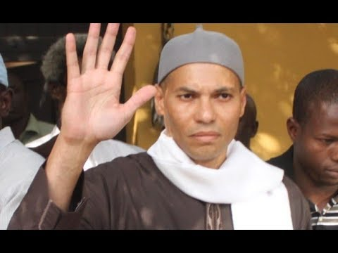 Exclusivité : Karim wade après sa libération nous parle en wolof