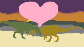 Pivot Art #1: Mating Season (First Entry for Likosaurus