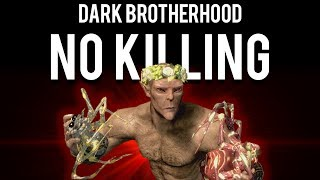 How to Pacifist the Dark Brotherhood
