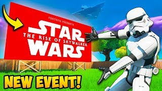 *NEW* STAR WARS WATCH PARTY EVENT!! - Fortnite Funny Fails and WTF Moments! #764