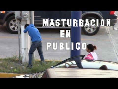 Masturbación En Público   Agitando El Jugo   Bromas   Just Maming   Public Masturbation Prank   video