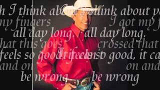 Watch George Strait One Night At A Time video