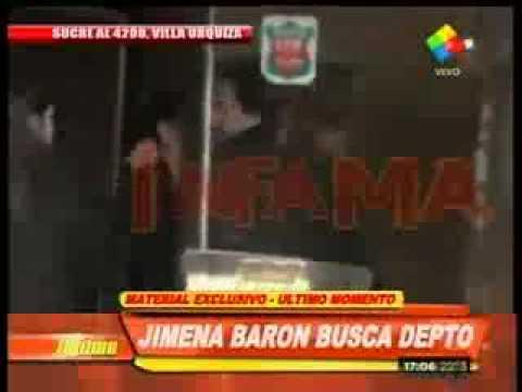 Infama encontró a Jimena Barón buscando departamento en Villa Urquiza