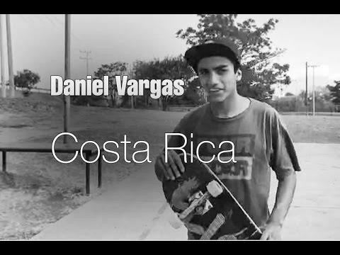 Daniel Vargas - Skateboarding Costa Rica