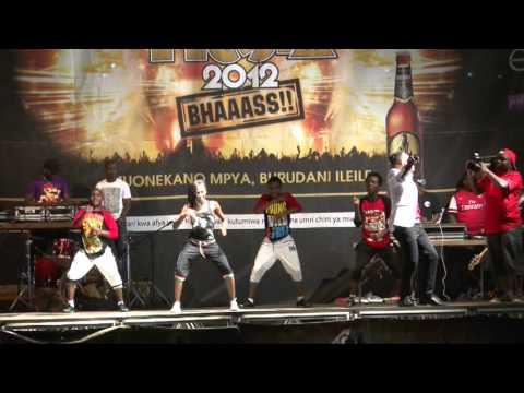 Fiesta 2012 Mwanza - Bob Junior video