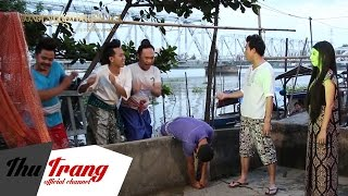 Hậu Trường Cực Bựa Tình Người Duyên Ma - Thu Trang, Trấn Thành