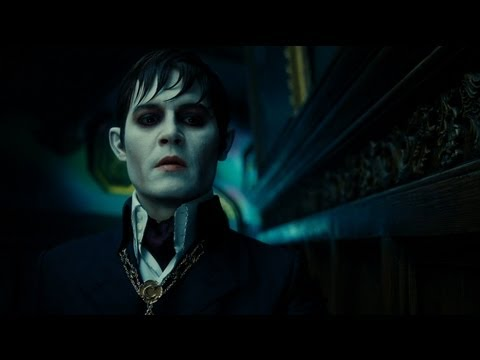 Dark Shadows Featurette - Tim & Johnny Collaboration