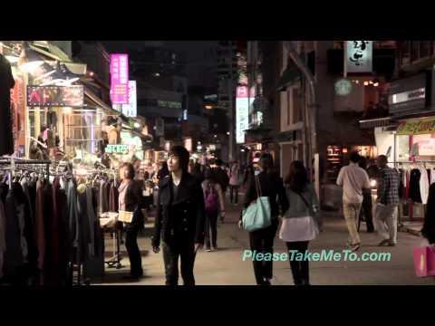 Seoul, Korea travel video 2012