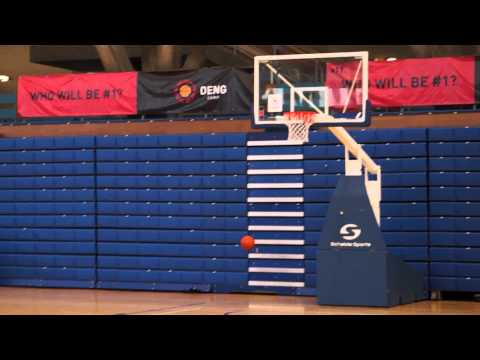 Luol Deng NAILS Full Court Shot at Deng Camp