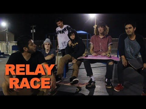MAJER Relay Race