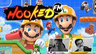 Hooked FM #227 - Super Mario Maker 2, F1 2019, Judgment, World of Warcraft & mehr!