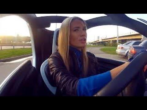 Renault Twizzy: Тест-драйв в программе Москва рулит.