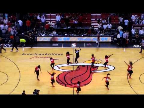 Miami Heat vs. Indiana Pacers Halftime 2014