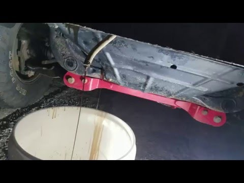 How-to Flush Your Transmission at Home - DIY - 1997 Ford F150 F250 F350