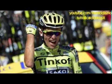 Tour de France 2015 alla Radio - Arrivo 11° Tappa (PAU - CAUTERETS) da Radiouno RAI
