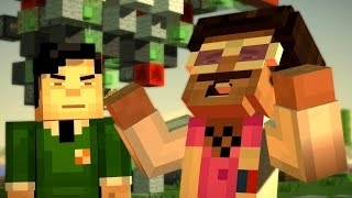 Minecraft: Story Mode - Meany Stampy (6)