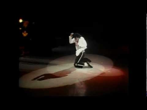 Michael Jackson - Man in the mirror Live in L.A. 89