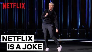 Ellen's New Shoes | Ellen DeGeneres: Relatable | Netflix
