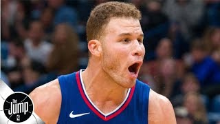 Blake Griffin says Clippers 'didn't accomplish anything' during Lob City era | The Jump
