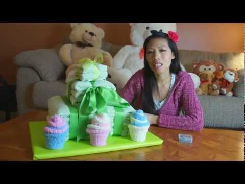 Towel Cake - How To Make