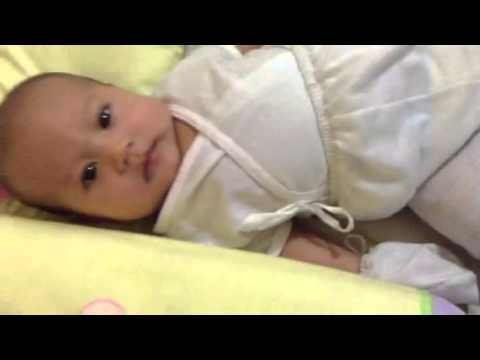 2 Months Old Baby Shanti video